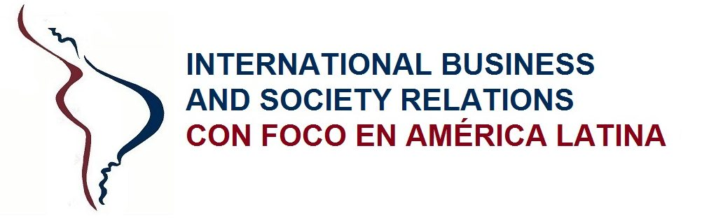 Cátedra de International Business y Society Relations con Foco en América Latina